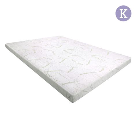gel bed topper 5cm cool gel mattress topper king