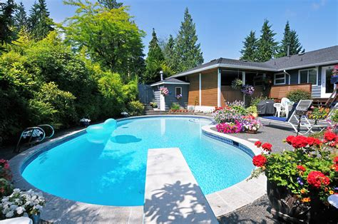 Backyard Pool Home 7 Awesome Features That Might Make Your House