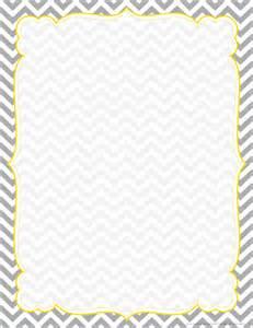 Polka Dot Duvet Yellow And Gray Chevron Border Free Wallpaper