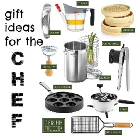 gift ideas for chefs gift ideas for the cook diy show off diy decorating