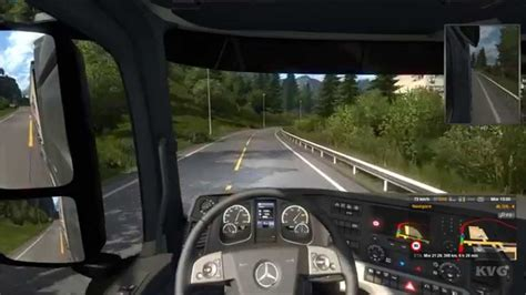 euro truck simulator  scandinavia bergen  stavanger