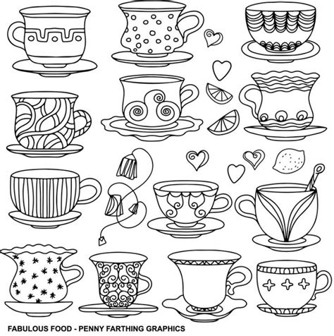 how to get food coloring get this food coloring pages coffee and tea 95nv7