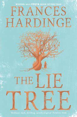 libro the lie tree illustrated frances hardinge