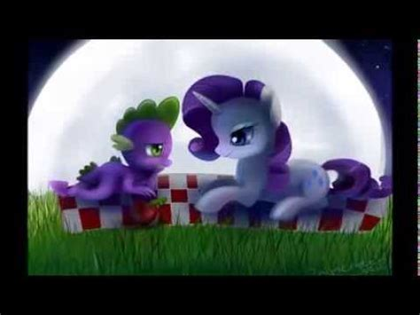 cortana can you please search little beasts images mlp spike x rarity love led us here youtube
