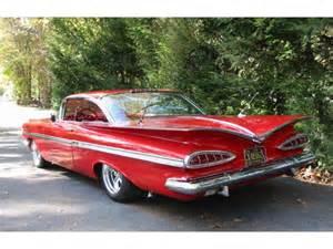 1959 Chevrolet Impala For Sale For Sale 1959 Chevrolet Impala