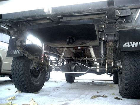 toyota full floating rear conversion yotatech forums