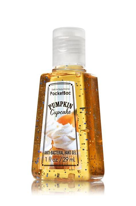 Pocketbac Pumpkin pumpkin cupcake pocketbac sanitizing gel soap