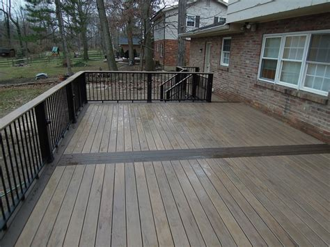 Timbertec Decking by Timbertech Legacy Deck Montgomery Oh Area