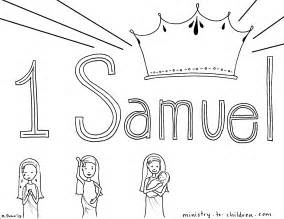 1 Samuel 1 Closerdaybyday Samuel Coloring Pages From The Bible