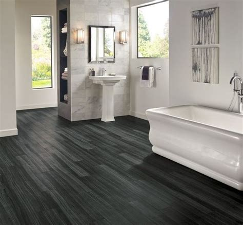 vinyl flooring bathroom ideas 17 best ideas about vinyl flooring bathroom on home depot bathroom grey vinyl