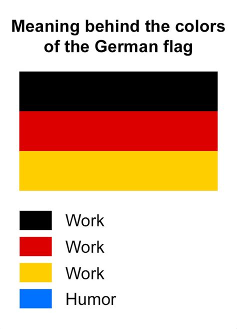 german flag colors hilarious meanings of flag colors of different countries