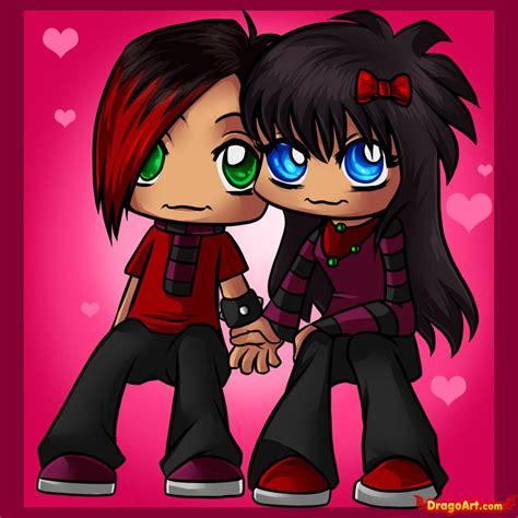 imagenes love emo amor emo love anime imagui