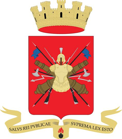 salus rei publicae suprema esto l esercito presenta il suo nuovo stemma araldico italnews