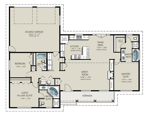 a 1 story house 2 bed room desien ranch style house plan 3 beds 3 00 baths 1787 sq ft plan