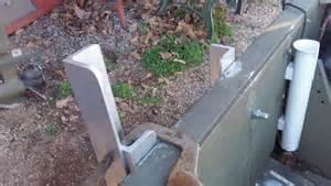 jon boat jack plate got my diy jackplate made for my jon boat freshwater