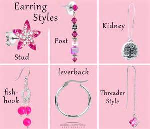 earring styles take earring styles and sizing bodycandy