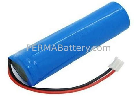 high quality li ion 18650 3 7v 3 4ah battery with pcb and connector permatronics net