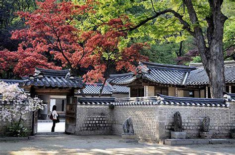 imagenes de paisajes coreanos el jard 237 n secreto del palacio changdeokgung d 233 jate