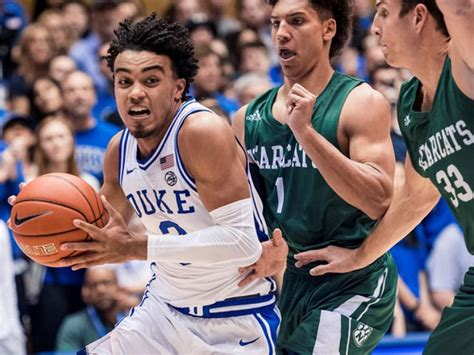 duke basketball schedule game times tv channels