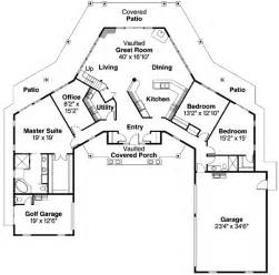 Single Story Ranch Style House Plans Ranch Style House Plans 2473 Square Foot Home 1 Story
