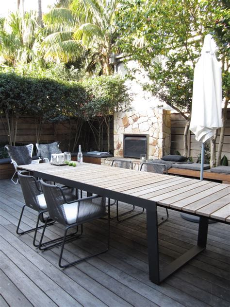 Large Patio Table Outdoor Table
