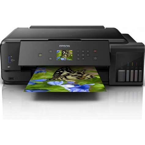 Printer Epson A3 Foto epson ecotank et 7750 a3 printer scanner