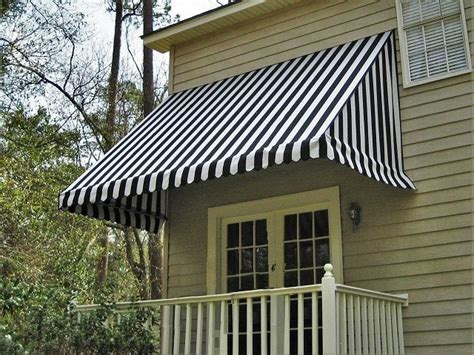 Residential Canvas Awnings by Residential Fabric Awnings La Custom Awnings