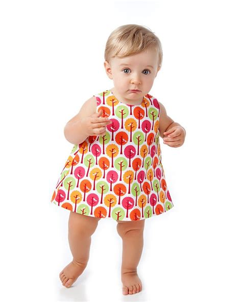 simple pattern pinafore dress baby pinafore dress pattern with open back easy sewing