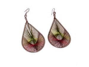 threaded earrings threaded earrings designer threaded earrings from india buy