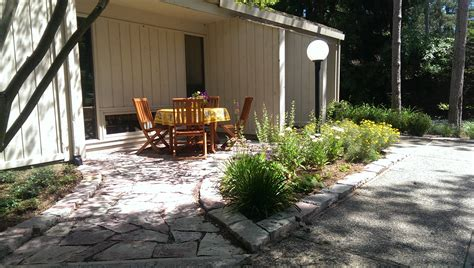 back yard and patio landscaping solutions grand rapids mi