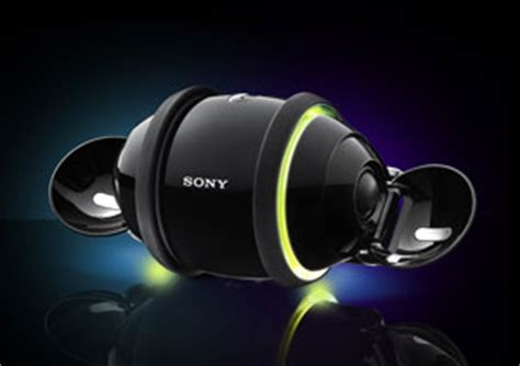 Sony Rolls Out Er Rolly by 아이보 Aibo 와 롤리 Rolly Sony Rolly Mp3 Player Sep30btb Ce7
