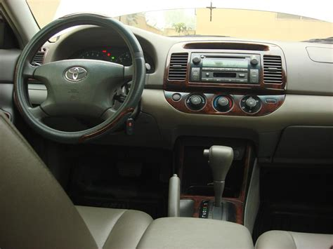 2003 Toyota Camry Interior by Leather Interior 2003 Toyota Camry Le For Sale Tel