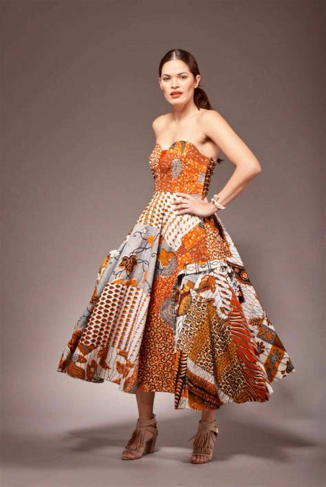 Afrina Dress print dress ankara dress dress clothing