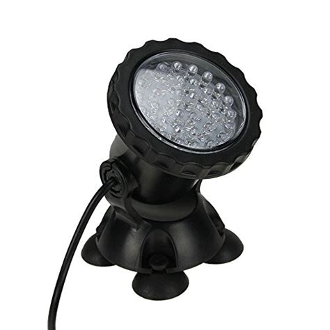 how much are black lights much waterproof ip68 underwater light 3 5w 36led color