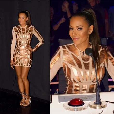 Zaila Dress 1 who wore it better karrueche vs melanie brown in hanifa official s zoila gold strappy