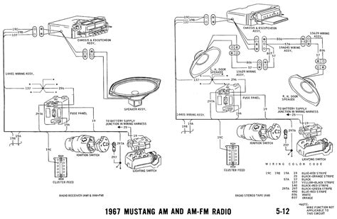 mustang wiring diagram 66 mustang wiring diagrams wiring diagram manual