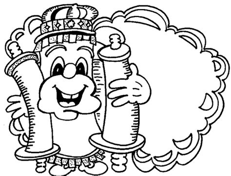 torah tots coloring pages