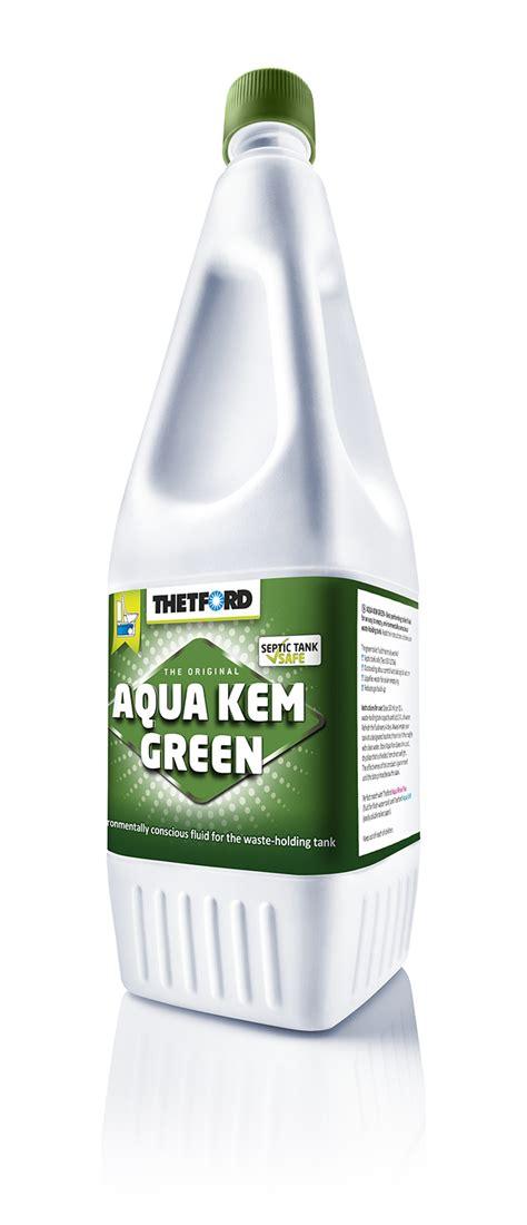 General Care Water Bag Green aqua kem green waste holding tank additive thetford
