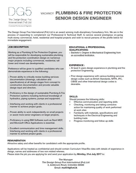 senior design engineer job description design engineer job description scholarships for writing