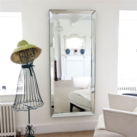professional design full length wall mirror with light modern dressing mirror by decorative mirrors online
