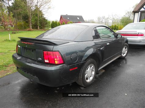 ford mustang 35th anniversary 1999 ford mustang 35th anniversary coupe 5 speed