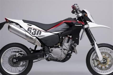 Husqvarna Motorrad Te 630 by Motorrad Berichte F 252 R Husqvarna Sm 630