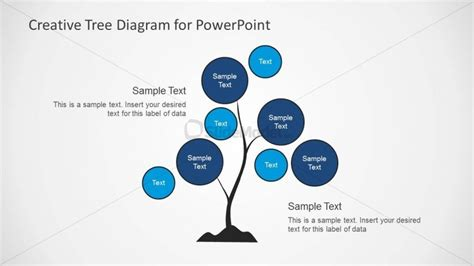 layout versus schematic ppt creative decision making tree for powerpoint slidemodel