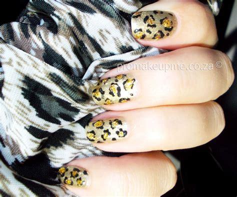 Gamis Leopard Gold aquila reserve promakeupme