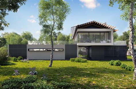 Modern House Exterior free images nature architecture villa mansion house