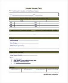 html forms template request form template