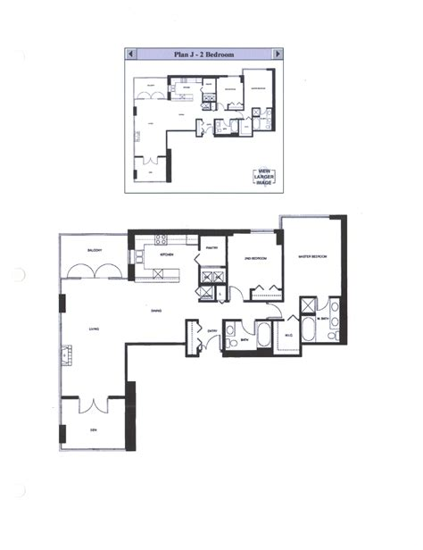 2 bedroom condo floor plans discovery condos downtown san diego condos