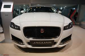 Jaguar Automatic Jaguar Auto Expo 2016 Team Bhp
