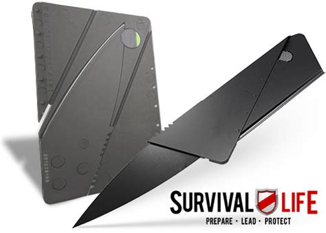 credit card knif top 7 prepper survival cing gifts for preppers