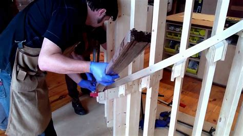 how to make a banister for stairs how to build a handrail for deck stairs exterior stair handrail how to build a deck